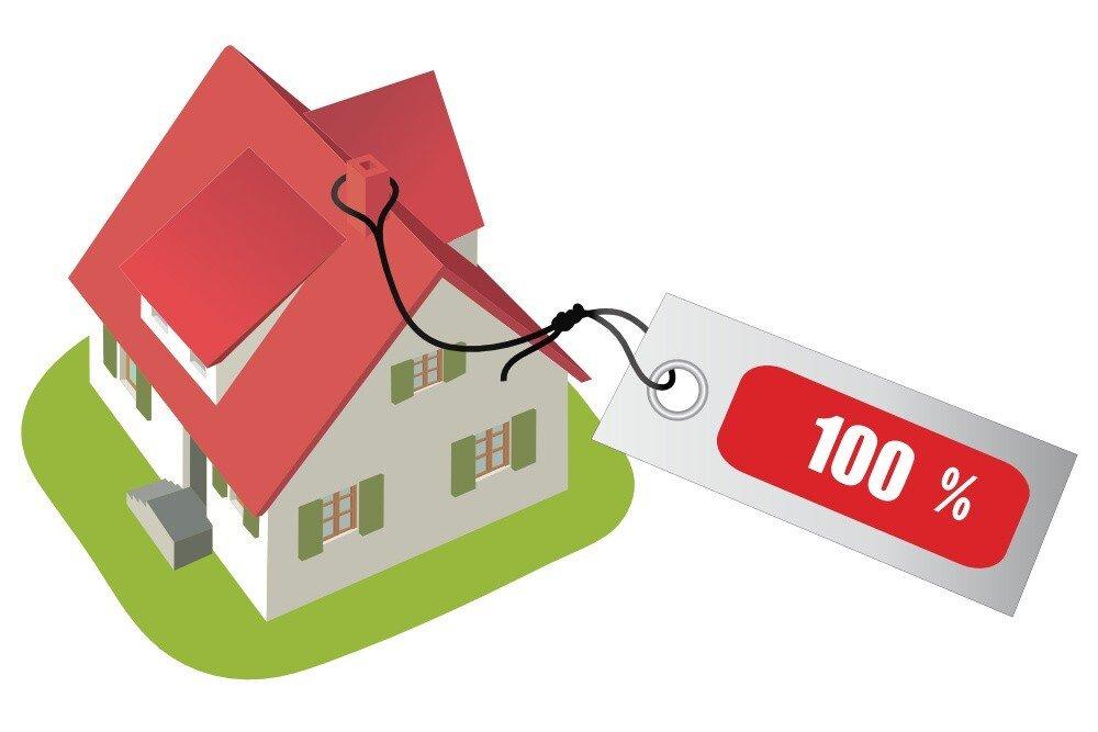 hipotecas 100 en España